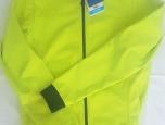Pánská zimní cyklistická bunda Rogelli Pesaro 2.0 fluoritová-žlutá, M