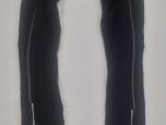 Pánské zimní cyklistické kalhoty Rogelli - černé - XXL